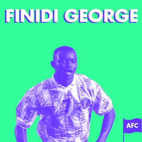 Portrait – Finidi George