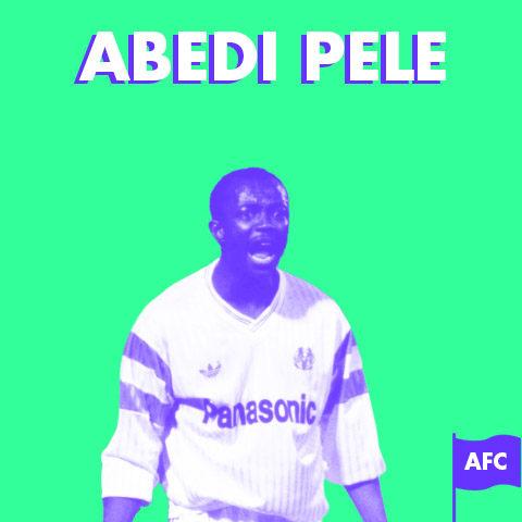 Portrait – Abedi Pelé