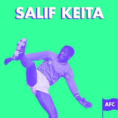 Portrait – Salif Keita