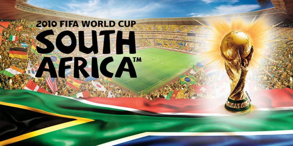La Coupe du monde en Afrique du sud