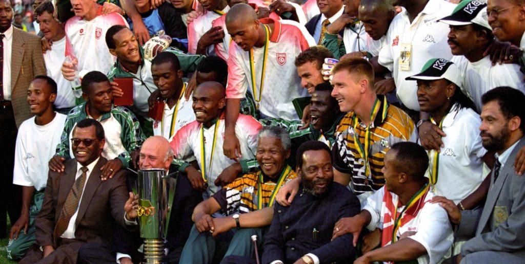 L'Afrique du sud fait son retour