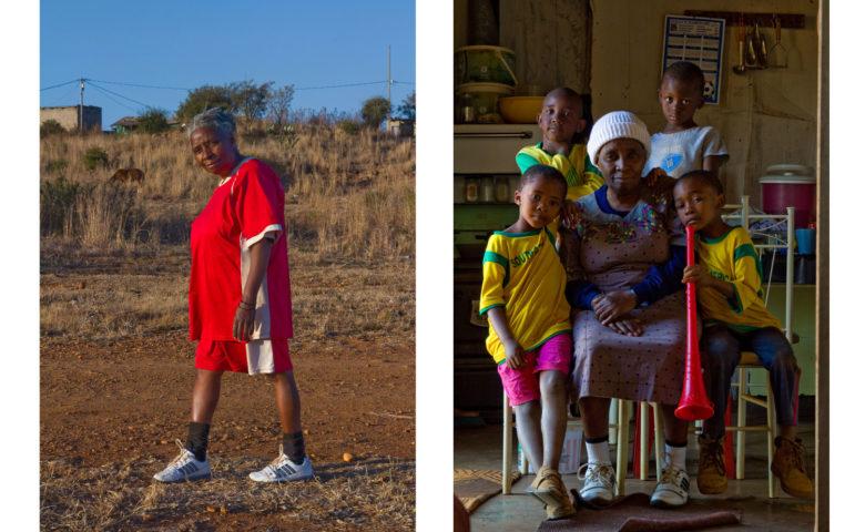 La série photo Alter Gogo en Afrique du sud
