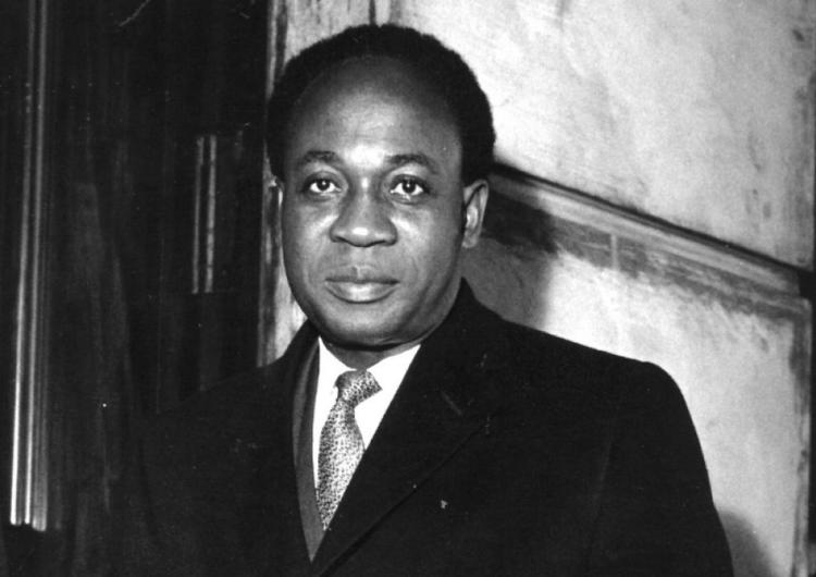 Kwame Nkrumah appel au boycott de la Coupe du monde