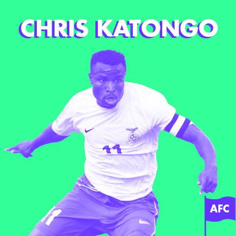 Portrait – Chris Katongo