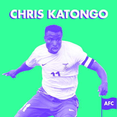 Portrait – Chris Katongo