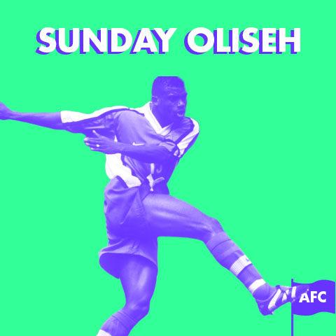 Portrait – Sunday Oliseh