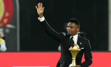Samuel Eto'o Fils, une légende du football africain