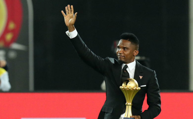 Cameroun – Samuel Eto'o Fils, une légende du football africain